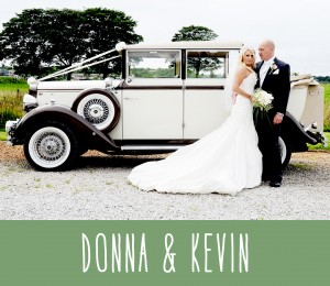 donna and kevin